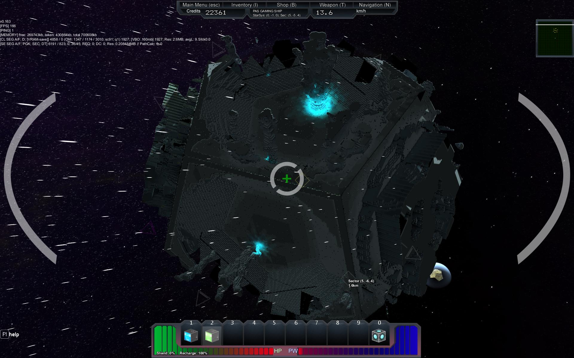 space ship on starmade - photo #33